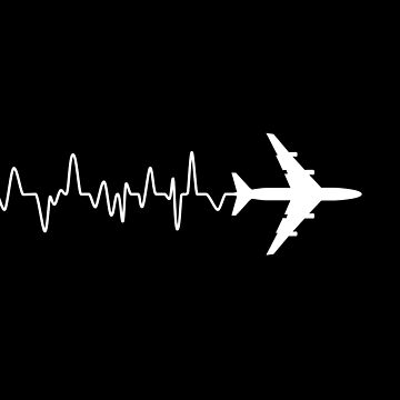 Airplane Pilot's Heartbeat by mrhighsky