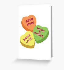 Brew Love Greeting Card