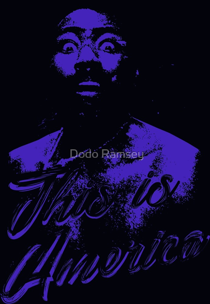 CRAZY THIS IS AMERICA 2 by Dodo Ramsey