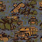 Military Vehicles by Lorloves Design by LorlovesDesign