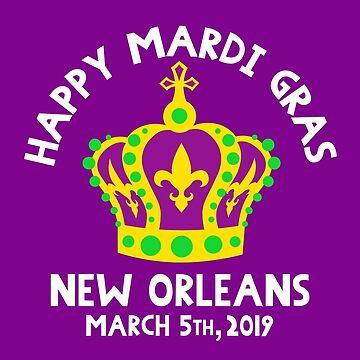 Mardi Gras 2019 by machmigo