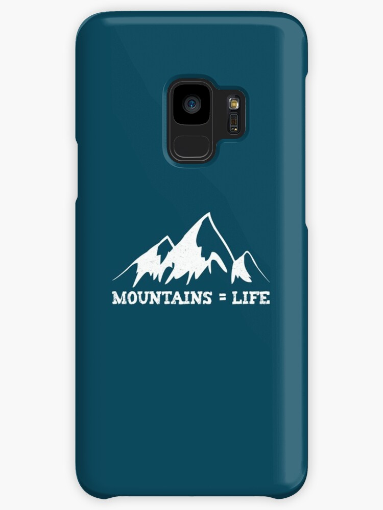 Mountains = life by AlexaDesign