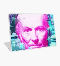 DOCTOR WHO The First Doctor versus the Monsters WILLIAM HARTNELL 1963-1966 POP ART Laptop Skin