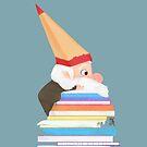 Pencil Gnome 02 by liajung