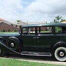 1934 Packard Limousine by medley