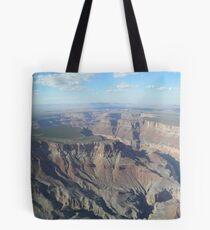 Aerial View Grand Canyon  Tote Bag
