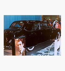 Godfather Limo Photographic Print