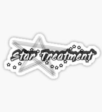 Star Treatment Sticker