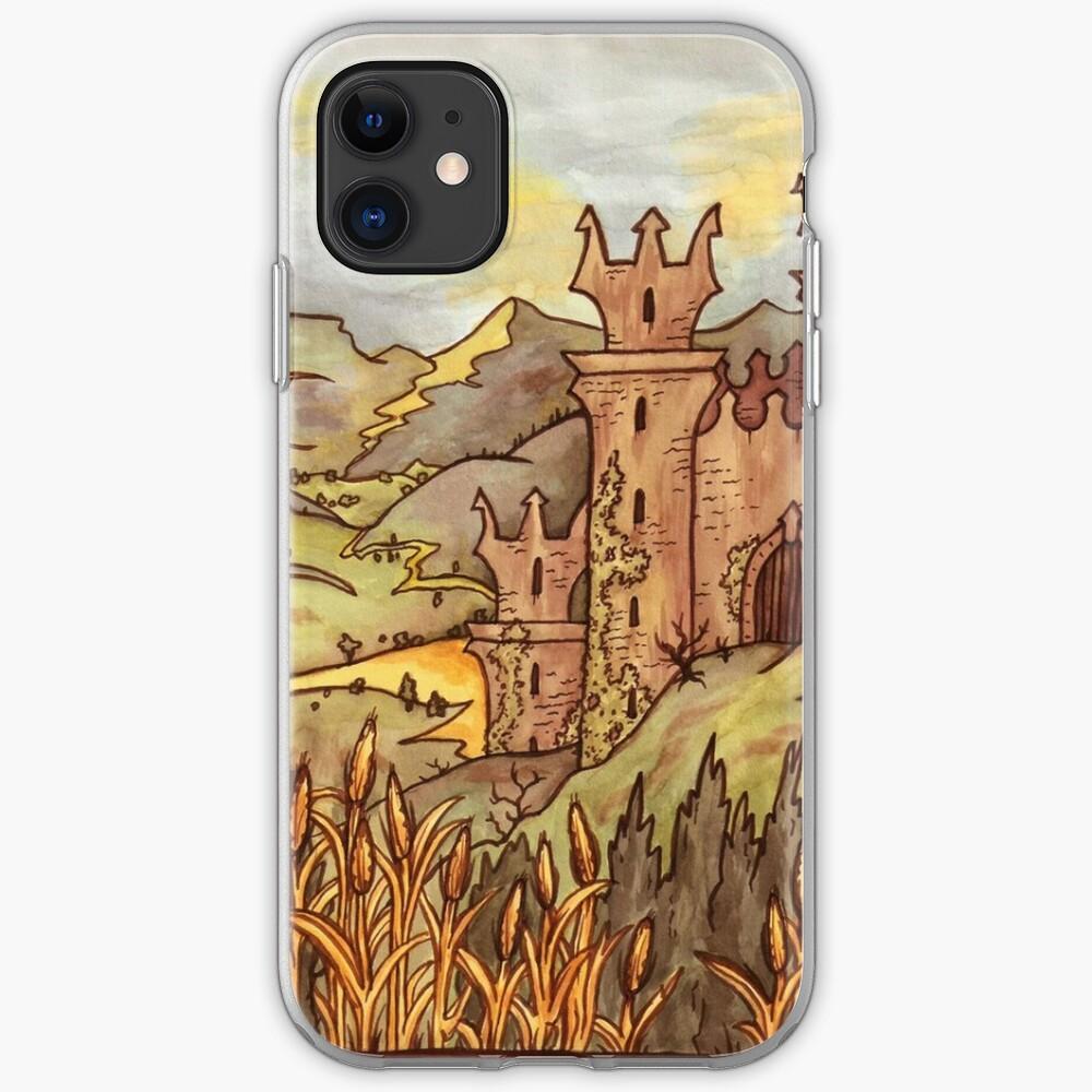 Ireland Storybook iPhone Soft Case