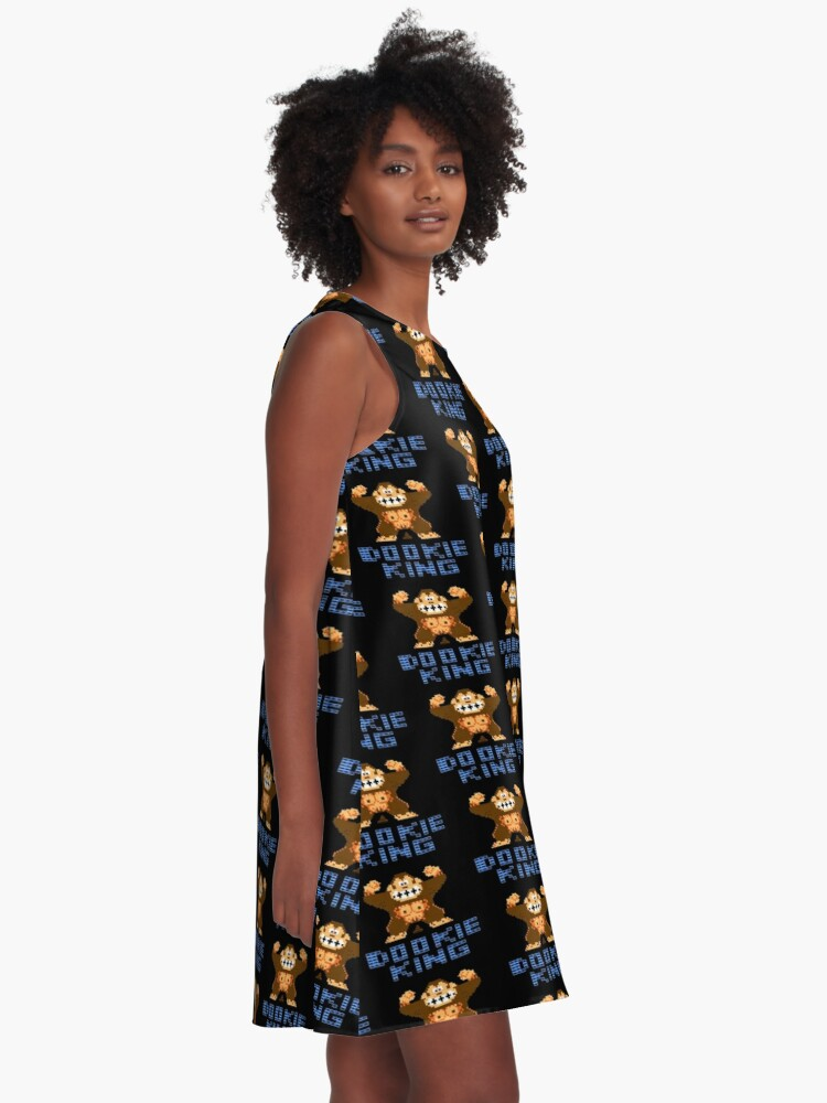 Alternate view of Dookie King A-Line Dress