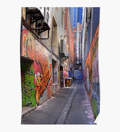 Croft Alley Poster