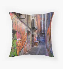Croft Alley Throw Pillow