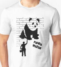 Panda Watch Unisex T-Shirt