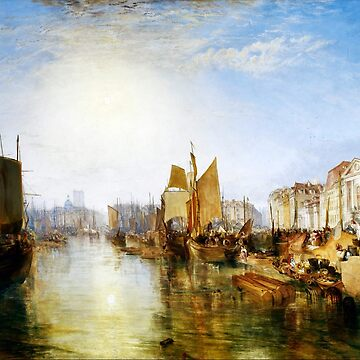 The Harbor of Dieppe by boogeyman