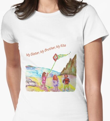 My Sister, My Brother, My Kite T-Shirt