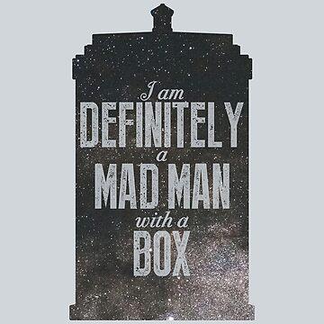A Mad Man With a Box by ToruandMidori