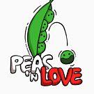 Peas 'n Love by raysan