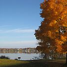 Warm Autumn Day - Rochester New York by Sprinkle