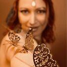"""Edelstein Foto """"Shades of gold"""" by Ottomar  von Manati Herz"""