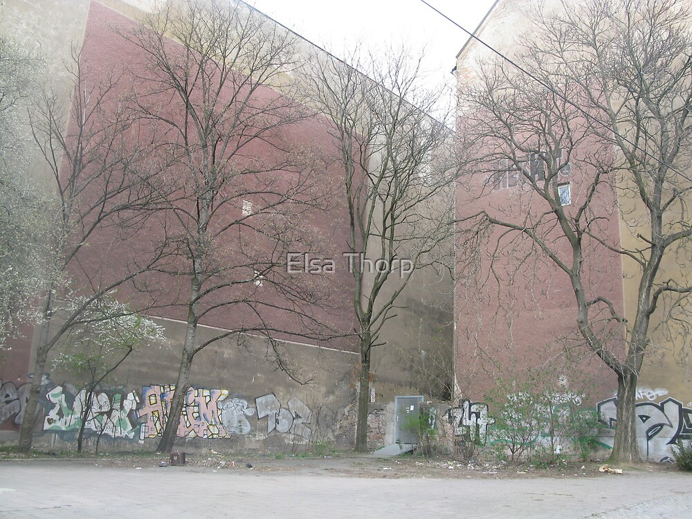 Prenzlauer Berg, Berlin '09 by Elsa Thorp