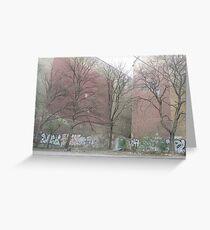 Prenzlauer Berg, Berlin '09 Greeting Card