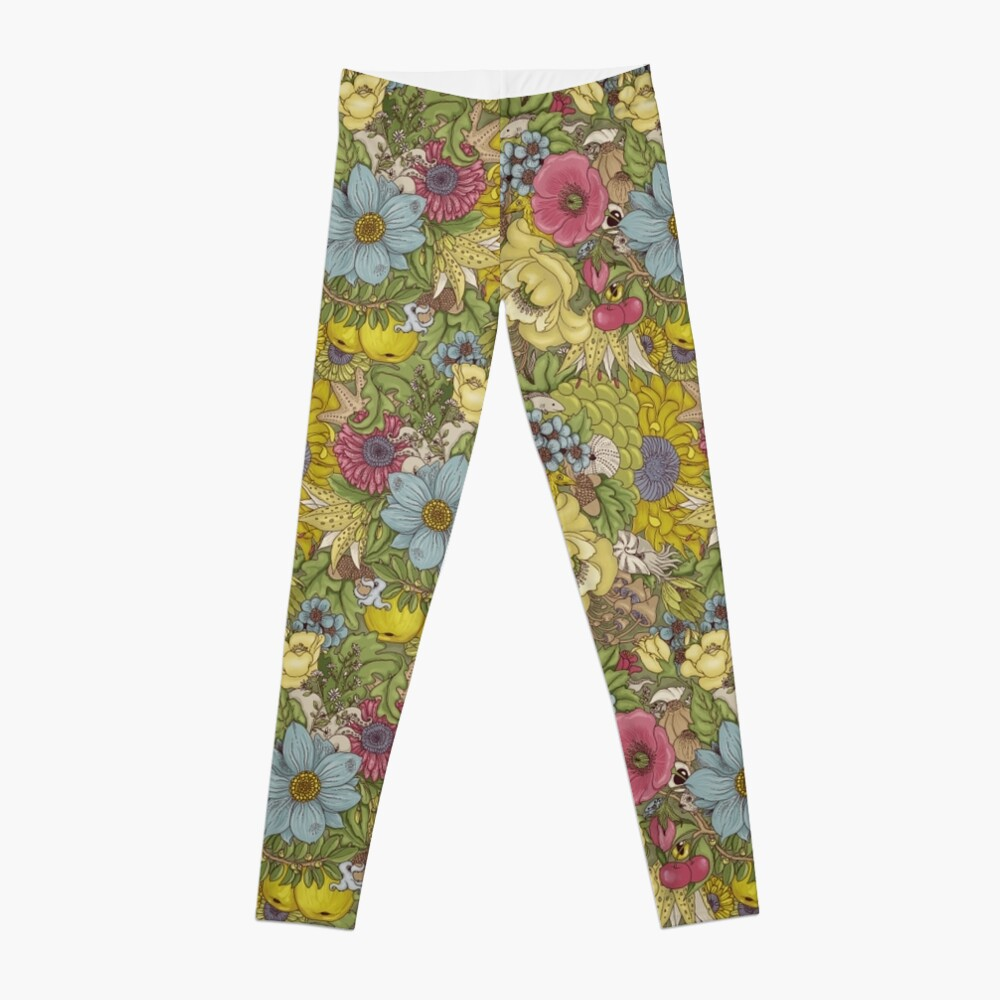 The Wild Side - Spring Leggings