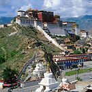 The Potala by Kerry Dunstone