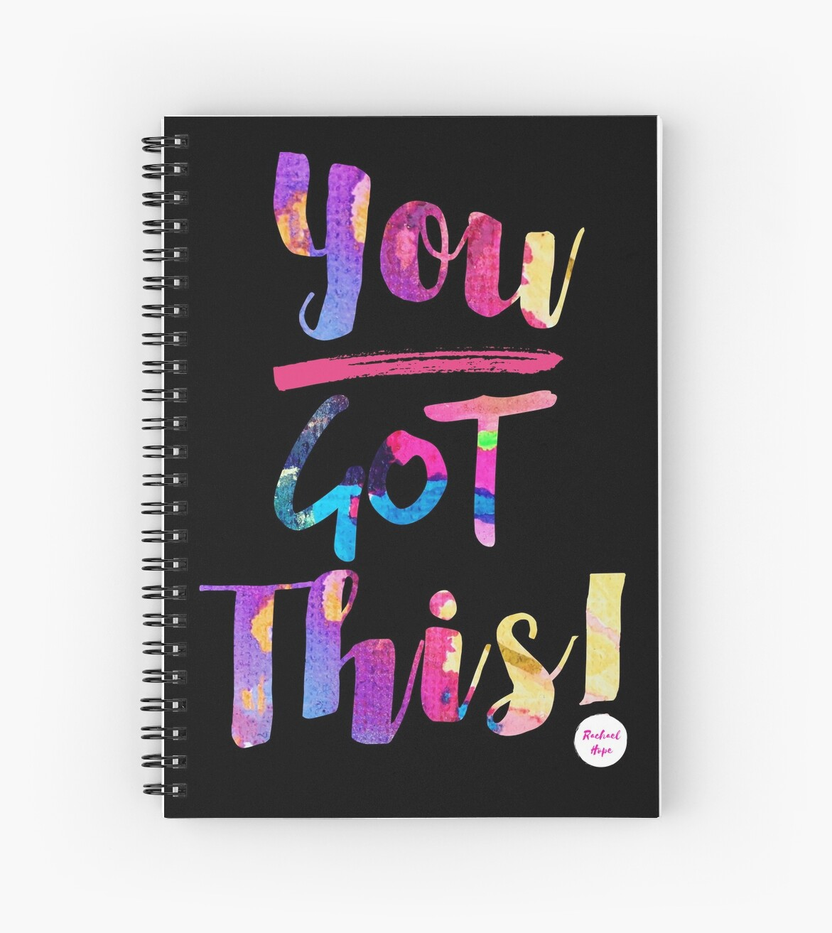 You GOT This in Multicolours  by Rachael Hope