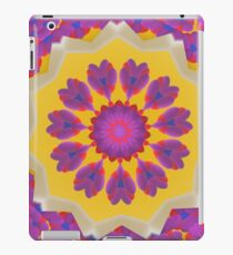 Purple Pedals 3D in the Sun Design Offering at Green Bee Mee iPad Case/Skin