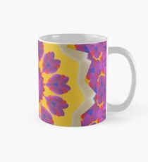 Purple Pedals 3D in the Sun Design Offering at Green Bee Mee Mug