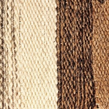 Stripy Camel wool fabric texture pattern suitable. Abstract background. by IaroslavB