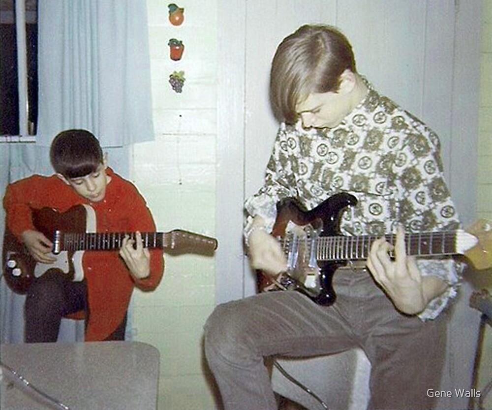 Gene & Ralphy Jammin' In '67 by Gene Walls