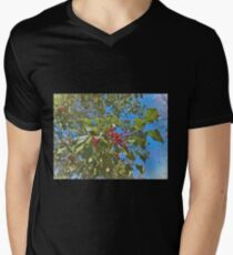 Summer Holly Men's V-Neck T-Shirt