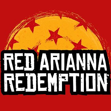Red Arianna Redemption by kamal-creations