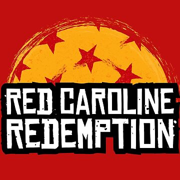 Red Caroline Redemption by kamal-creations