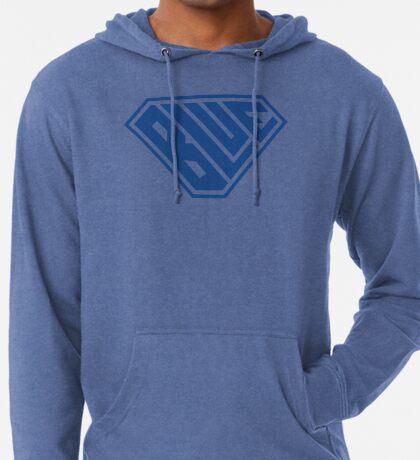 Blue SuperEmpowered (Blue) Lightweight Hoodie