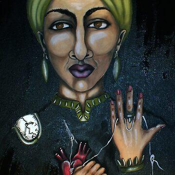 La Reparadora de Cosas Rotas cr 2011 (The mender of broken things) by heleneruiz