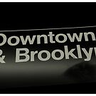 Downtown & Brooklyn by Michael J. Cargill