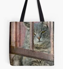 I Know You Can't See Me! Tote Bag