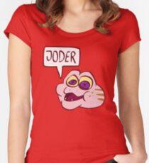Peque Sinclair Joder Women's Fitted Scoop T-Shirt