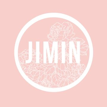 Jimin - Flower Circle by KaiDee