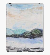 Heitere Landschaft iPad-Hülle & Klebefolie