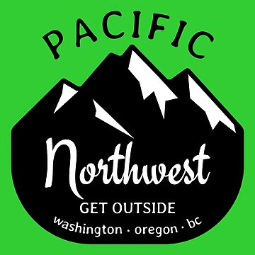 Pacific Northwest PNW by ThreadsNouveau