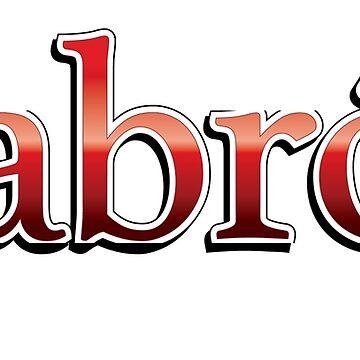 Cabron - Awesome Latinx design by estudio3e