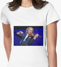 Andre Rieu - 'Maestro Extraordinaire' Women's Fitted T-Shirt