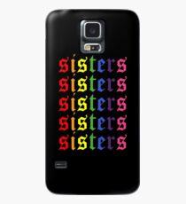 James Charles Sisters Artistry Logo Wiederholen Hülle & Klebefolie für Samsung Galaxy