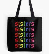 James Charles Sisters Artistry Logo Wiederholen Tasche