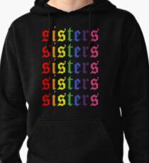 James Charles Sisters Artistry Logo Repeating Pullover Hoodie