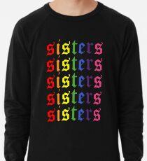 James Charles Sisters Artistry Logo Wiederholen Leichtes Sweatshirt