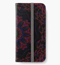 Post Alien Luminance Pedals Design Offering From Green Bee Mee  iPhone Wallet/Case/Skin